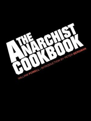 The Anarchist Cookbook – William Powell – eBook