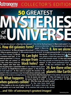 Astronomy Magazine – 50 Greatest Mysteries of the Universe – eBook