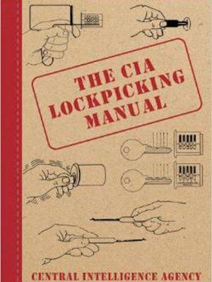 CIA Lock Picking Manual – eBook