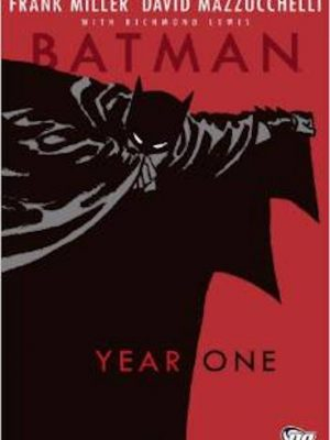 DC Comics – Batman Year #1 – 4 eBooks