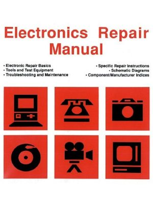 Electronics Repair Manual – eBook