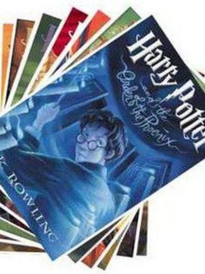Harry Potter – 7 eBooks