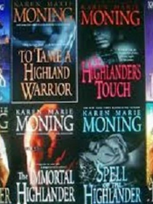 Highlander Series – 13 eBooks