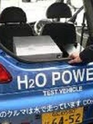 How to Build a Water Powered Car – 2 eBooks