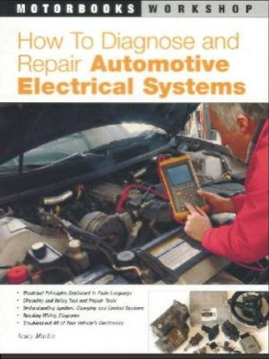 How to Diagnose and Repair Car Electrical Systems – eBook