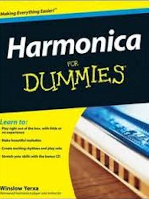 How to Play the Harmonica – 4 eBooks