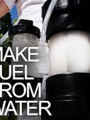 How to Turn Water into Fuel – 3 eBooks