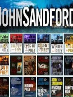 John Sandford Collection – 30 ebooks