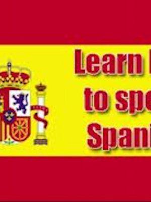 Learn Spanish – 8 eBooks