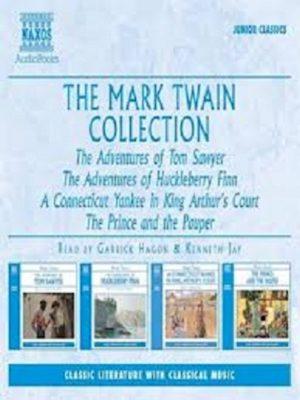 Mark Twain Collection – 21 eBooks