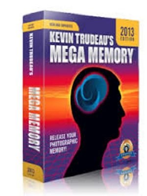Mega Memory – Audio Books by Kevin Trudeau