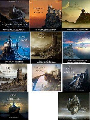 Morgan Rice, Sorcerer's Ring – 11 eBooks
