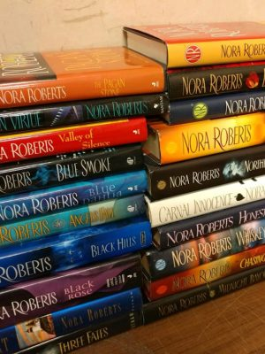 Nora Roberts Romance Collection – 187 eBooks