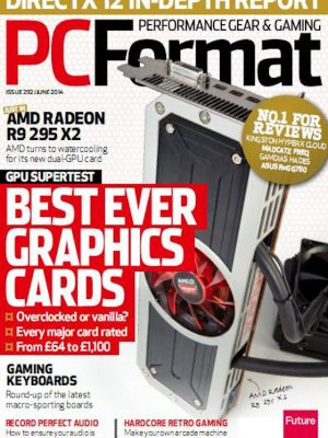PC Format Magazine – Best Graphics Cards Ever – eBook