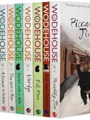 PG Wodehouse – 91 ebooks