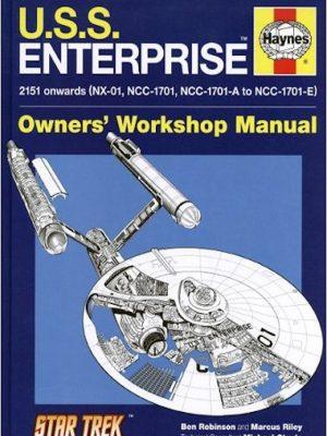 Star Trek Star Fleet Technical Manuals – 3 eBooks