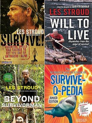 Survive! – Essential Survival Skills and Tactics – 4 eBooks