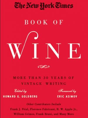 The New York Times Book of Wine – eBook