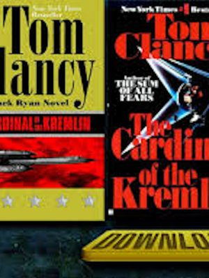 Tom Clancy Collection – 14 eBooks
