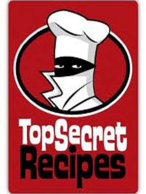 Top Secret Recipes Books By Todd Wilbur – 8 eBooks