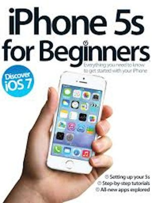 iPhone 5s For Beginners – eBook