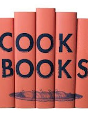 4 Cookbooks – 4 eBooks