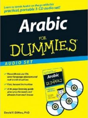 Arabic for Dummies – Audiobook