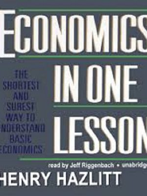 Economics in One Lesson – Audiobook