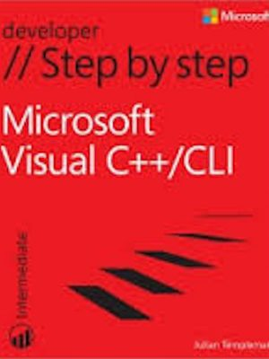 Microsoft Visual C++ CLI Step by Step – eBook