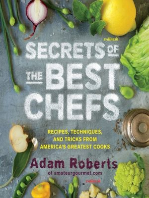 Secrets of the Best Chefs – eBook