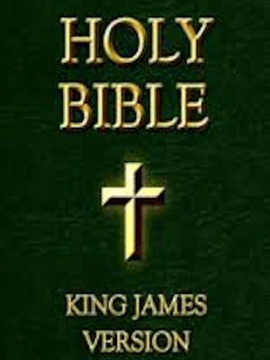The Bible, King James Version – eBook
