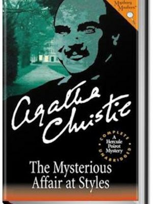 The Mysterious Affair at Styles – Agatha Christie – eBook