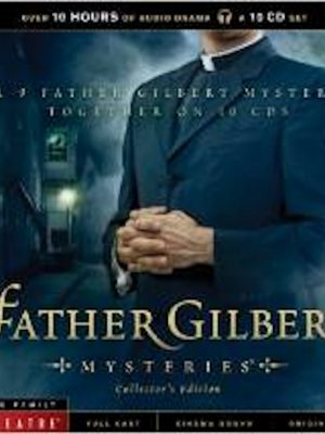 Father Gilbert Mysteries – 9 Audiobooks