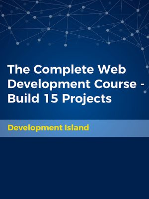 The Complete Web Developer Course – Video Course