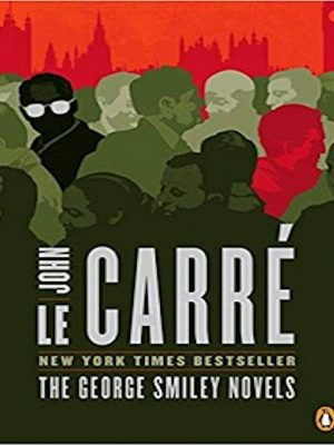 John le Carre – George Smiley Novels – Set of 8 eBooks