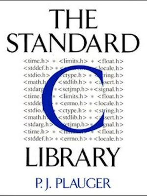 The Standard C Library by P. J. Plauger