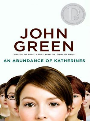 An Abundance of Katherines – John Green – eBook