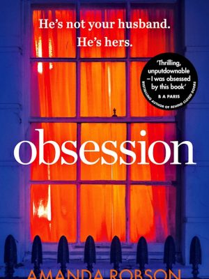 Obsession – Amanda Robson – eBook