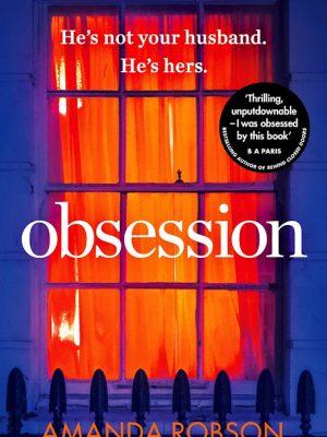 Obsession – Amanda Robson – eBook