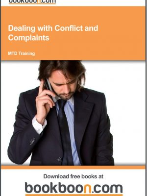 Dealing with Conflict – MTD Training – eBook