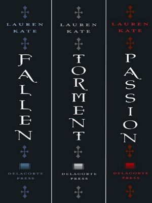 Fallen Series – Lauren Kate – 3 eBooks