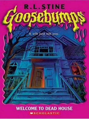 Goosebumps Series – R.L. Stine – 62 eBooks
