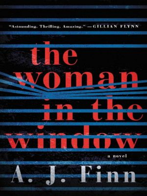 The Woman in the Window – A. J. Finn – eBook