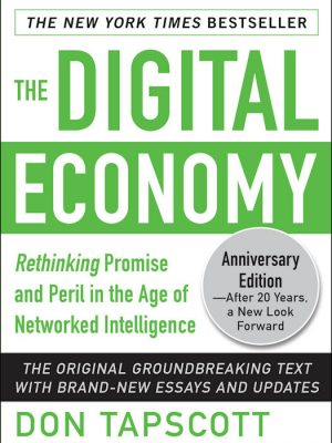 The Digital Economy – Anniversary Edition – Don Tapscott – eBook